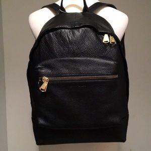 NWT Aimee Kestenberg Blck Genuine leather Backpack